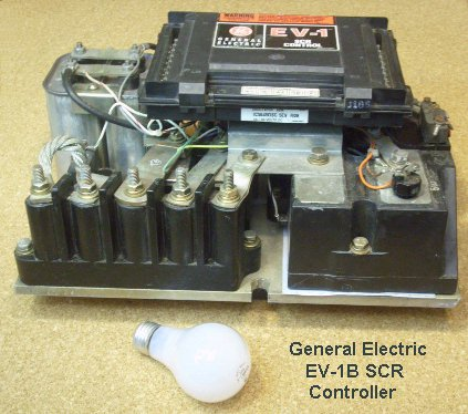 General Electric EV-1 SCR Motor Controller